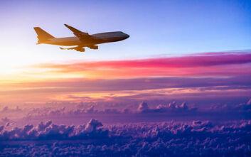 Σε 4 χρόνια θα επανέλθει η παγκόσμια αεροπορική κίνηση στα προ κορονοϊού επίπεδα