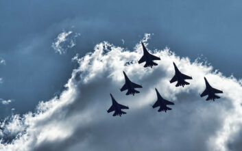 Ένταση στους αιθέρες: Αμερικανικά και ρωσικά μαχητικά αναχαίτισαν αλλήλους