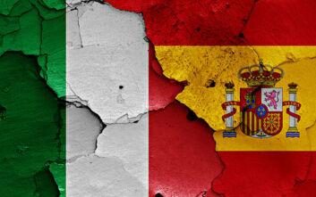 Ιταλία και Ισπανία επιθυμούν διακαώς να ανοίξουν τα σύνορα