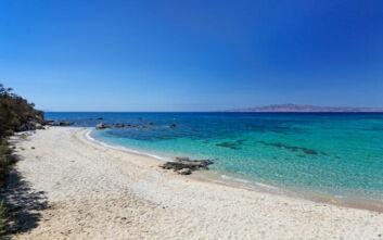 Η μεγαλύτερη παραλία της Νάξου