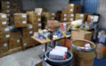 Παράνομη βιοτεχνία παραγωγής και εμπορίας φυσιγγίων είχαν στήσει στην Ηλεία δύο άνδρες