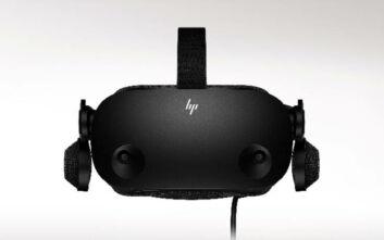 Η HP, η Valve και η Microsoft ενώνουν τις δυνάμεις τους και παρουσιάζουν το νέας γενιάς Virtual Reality Headset