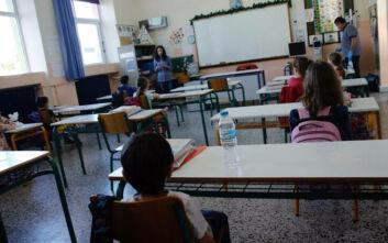Έτσι θα λειτουργήσουν τα σχολεία στις 7 Σεπτεμβρίου: Παρόντες όλοι οι μαθητές, μάσκες και διαφορετικά διαλείμματα