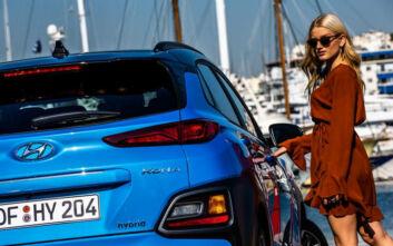 Απόκτηση του υβριδικού Hyundai Kona με τον πλέον προσιτό τρόπο