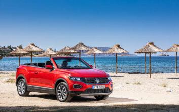 Στην Ελλάδα tο ανοιχτόVolkswagenT-Roc