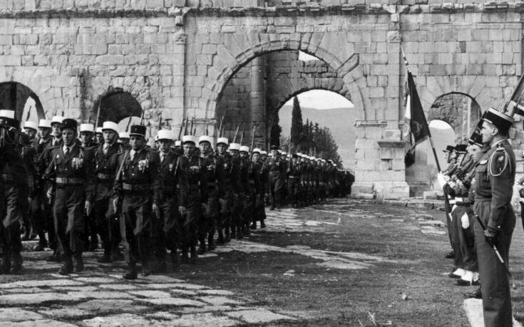Η κινηματογραφική ζωή του Έλληνα ήρωα από την Κρήτη της Λεγεώνας των Ξένων
