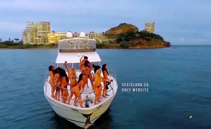 Τι είναι το διαβόητο «Sex Island» που επιστρέφει φέτος παρά την πανδημία - Το Λας Βέγκας υπόσχεται ξανά απεριόριστο σεξ σε μυστική τοποθεσία μεταξύ 19-21 Ιουνίου