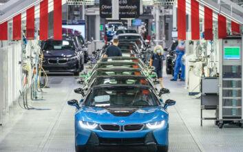 Τέλος εποχής για την BMW i8