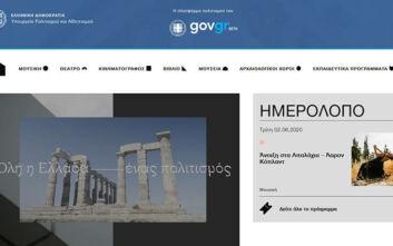 DigitalCulture: Νέα ψηφιακή πλατφόρμα που θα συνδέει τους πολίτες με τα πολιτιστικά δρώμενα