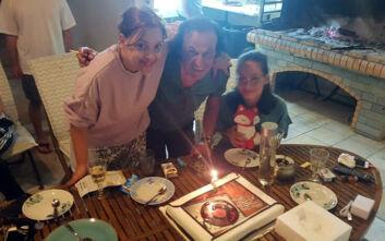 Η ανάρτηση της Ελένη Ράντου για τα γενέθλια του Βασίλη Παπακωνσταντίνου