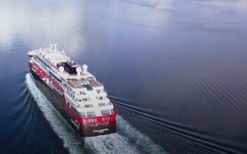 Ανησυχία στην Αρκτική: Θετικά κρούσματα σε κρουαζιερόπλοιο που μόλις είχε φτάσει στο λιμάνι