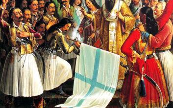 Δημοσκόπηση για το 1821: Τι πιστεύουν οι Έλληνες για την Επανάσταση - Ο ήρωας που ξεχωρίζουν