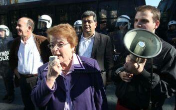 Έφυγε από τη ζωή η πρώην βουλευτής του ΚΚΕ Βέρα Νικολαΐδου