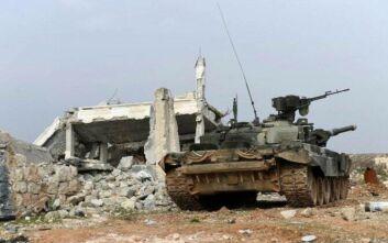 Συρία: Πάνω από 50 νεκροί σε συγκρούσεις μεταξύ δυνάμεων του Άσαντ και τζιχαντιστών