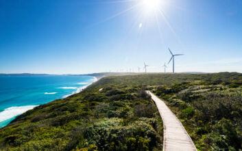 Το γιγαντιαίο αιολικό πάρκο που θα καλύπτει τις ανάγκες σε ηλεκτρισμό 770.000 κατοίκων