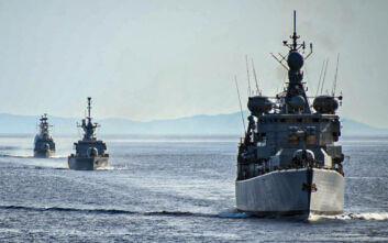 Με αντι-Navtex απαντά η Ελλάδα στη νέα παράνομη τουρκική Navtex ανάμεσα σε Ρόδο και Καστελόριζο