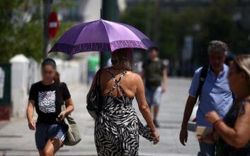 Καιρός: Ζέστη και σήμερα - Πού υπάρχει περίπτωση να βρέξει
