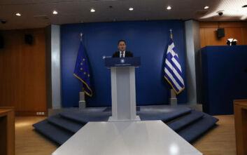 Στέλιος Πέτσας: «Ο ΣΥΡΙΖΑ θέλει την Ελλάδα ξέφραγο αμπέλι»