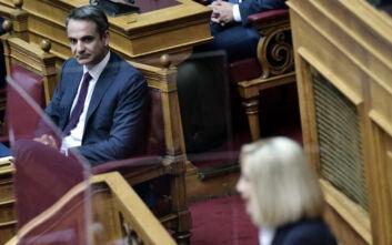 Γεννηματά σε Μητσοτάκη: Θα συνεχίσουμε να σας κάνουμε κριτική και μέσα και έξω από τη Βουλή
