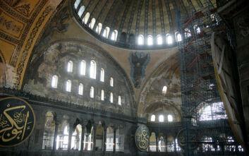 Οι αντιδράσεις της αντιπολίτευσης για τη μετατροπή της Αγιά Σοφιάς σε τζαμί