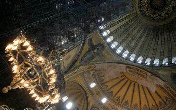 Μεγάλες διεθνείς οργανώσεις νεολαίας καταδικάζουν τη μετατροπή της Αγίας Σοφίας σε τζαμί