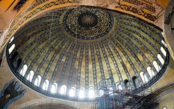 «Πρέπει να υπάρξουν συνέπειες για τη μετατροπή της Αγίας Σοφίας σε τζαμί»