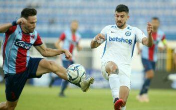 Υποβιβάστηκε ο Πανιώνιος μετά το 0-0 με τον Ατρόμητο