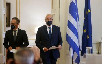 Δένδιας: Η έξοδος του Μπαρμπαρός στην κυπριακή ΑΟΖ παραβιάζει κατάφορα το Διεθνές Δίκαιο