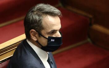 Μητσοτάκης: Φοράμε μάσκα, κρατάμε αποστάσεις, πλένουμε χέρια