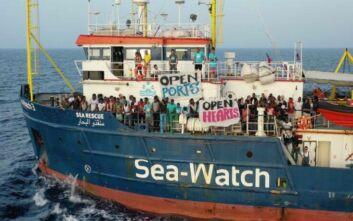 Οι Ιταλοί κατέσχεσαν το Sea-Watch 3 που διέσωζε μετανάστες