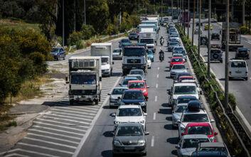 Κίνηση τώρα: Αποκαταστάθηκε η κυκλοφορία στην Αθηνών – Κορίνθου