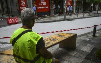 Συνεχίζονται οι ασφαλτοστρώσεις από τον δήμο Αθηναίων