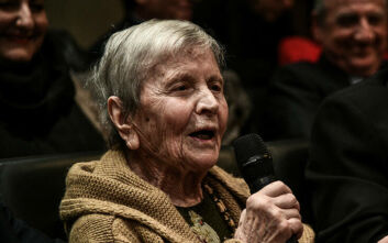 Ελένη Γλύκατζη-Αρβελέρ για Αγιά Σοφιά: Αν ακούσω ότι τα ψηφιδωτά έχουν δακρύσει δεν θα εκπλαγώ