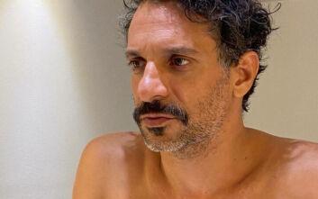 Ο Γιώργος Χρανιώτης ξύρισε το μουστάκι του
