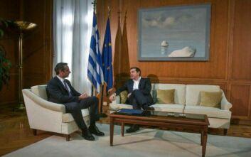 Ενότητα σε εθνικά θέματα και Ταμείο Ανάκαμψης θα ζητήσει από τους αρχηγούς ο Μητσοτάκης