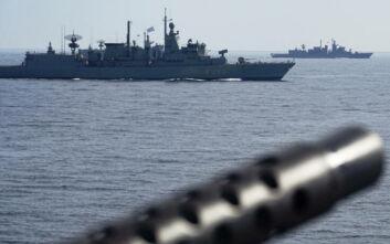 ΓΕΕΘΑ για κινήσεις τουρκικού Πολεμικού Ναυτικού: Η κατάσταση παραμένει αμετάβλητη