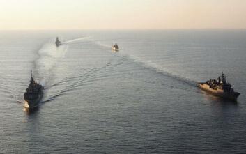 Ανατολική Μεσόγειος: Ενισχύεται ο άξονας Ελλάδας-Γαλλίας-Ιταλίας-Κύπρου