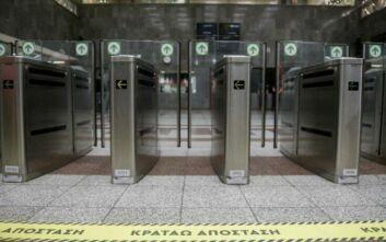 Παραδίδονται τρεις νέοι σταθμοί της γραμμής 3 του μετρό