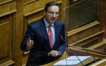 Κοινοβουλευτικός εκπρόσωπος ΝΔ: Πρόσχημα όσα είπε ο κ. Τσίπρας για να ματαιωθεί η διαδικασία