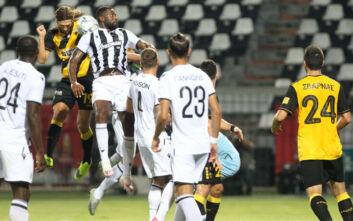 Super League: Στο +3 ο ΠΑΟΚ από την ΑΕΚ μετά την απόφαση του CAS