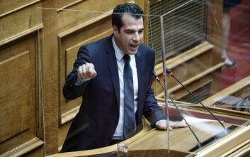 Πλεύρης: Ο Παπαγγελόπουλος ηθικός αυτουργός σε κατάχρηση εξουσίας