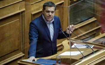 Τσίπρας: Να ενημερώσει τη Βουλή ο Μητσοτάκης για τα ελληνοτουρκικά και να συγκληθεί το ΚΥΣΕΑ
