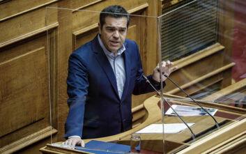 Απάντηση Τσίπρα σε Γεννηματά: Αυτοκαταστροφική και παράλογη η επιλογή σας για αντιπολίτευση στον ΣΥΡΙΖΑ
