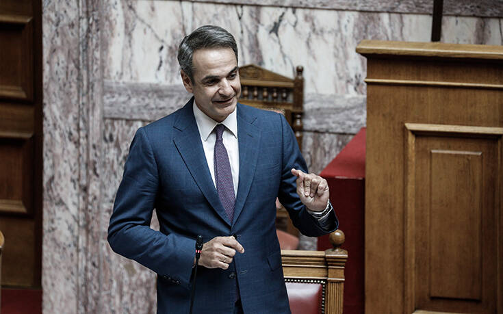 Κυριάκος Μητσοτάκης: Είστε θρασύς κ. Τσίπρα, τώρα θυμηθήκατε τη Μεταπολίτευση