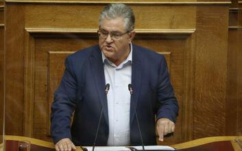 Κουτσούμπας: Το τερατούργημα της κυβέρνησης θα ακυρωθεί στην πράξη