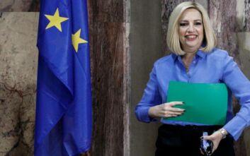 Γεννηματά για «ανταρσία» Παπανδρέου - Καστανίδη: Εκτός ΚΟ όποιος δεν σέβεται τις αποφάσεις των οργάνων