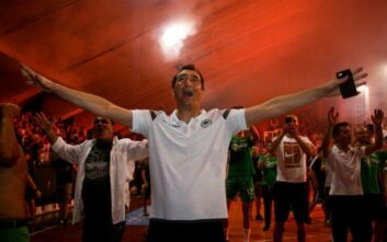 Ανδρεόπουλος:  Δεν ξέρω αν θα παίξουμε στην Ευρώπη - Να διατηρήσουμε την ομάδα σε τροχιά πρωταθλητισμού
