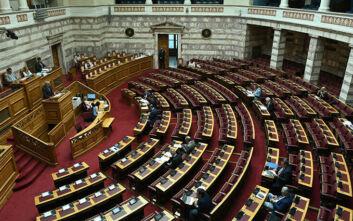 Υπερψηφίστηκε μέσω έντασης το νομοσχέδιο για την εταιρική διακυβέρνηση και την κεφαλαιαγορά