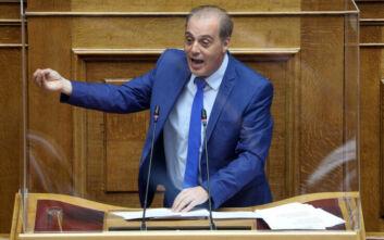 Βελόπουλος: «Είμαι εναντίον της μάσκας, δεν υπάρχει εμβόλιο»