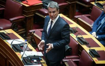 Λοβέρδος από τη Βουλή για την Προανακριτική: Είναι ώρα η εθνική αντιπροσωπεία να εκπέμψει ενότητα